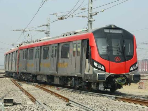 Lucknow Metro (Photo courtesy: lucknowmetro.co.in)