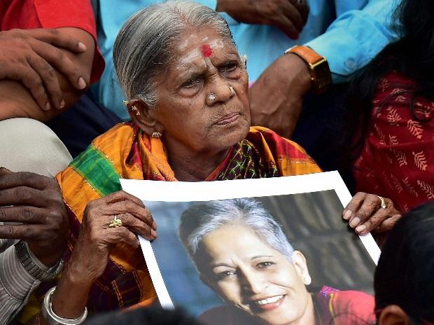 Gauri Lankesh murder, Gauri Lankesh, protests, journalist death