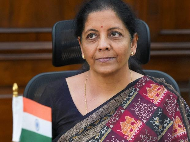 Sitharaman demands answers from Congress on Vadra-Bhandari alleged dealings