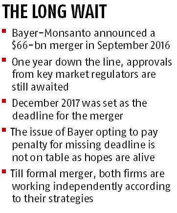 monsanto bayer integration