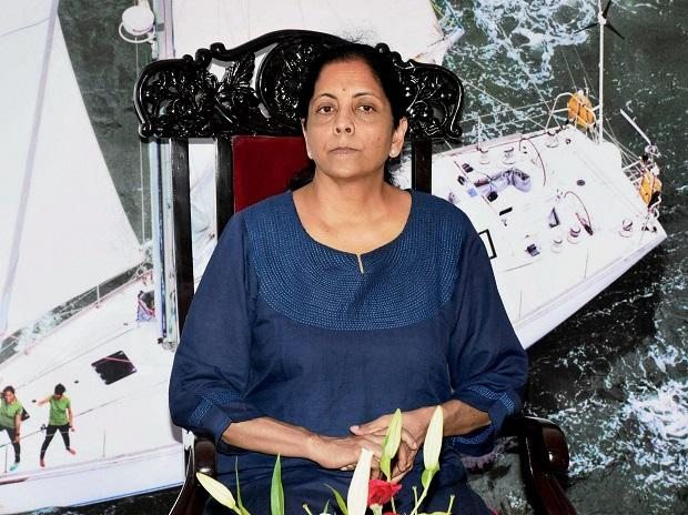 Defence Minister Nirmala Sitharaman File Photo: PTI