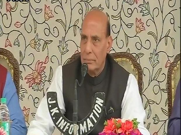 Rajnath Singh. Photo: ANI