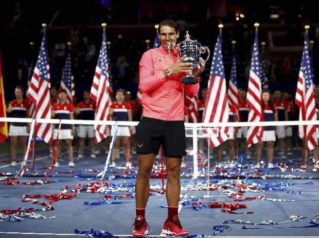 Rafael Nadal, US Open, Winner, US Open 2017