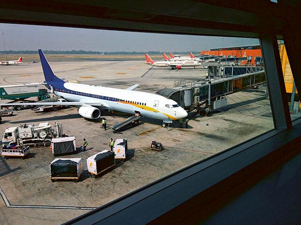 India's aviation sector is flying into severe infrastructure shortage