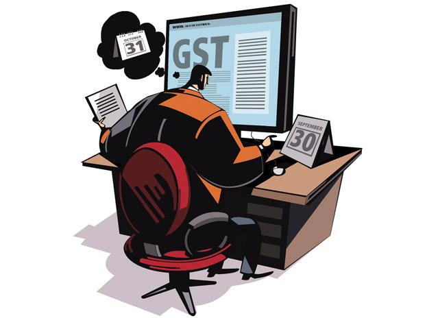 GSTR1 nosedives as businesses get filing breather