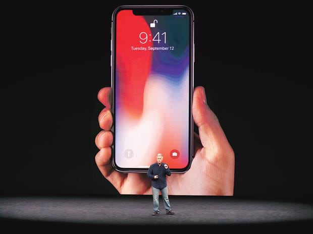 Apple unveils iPhone X with edge-to-edge display