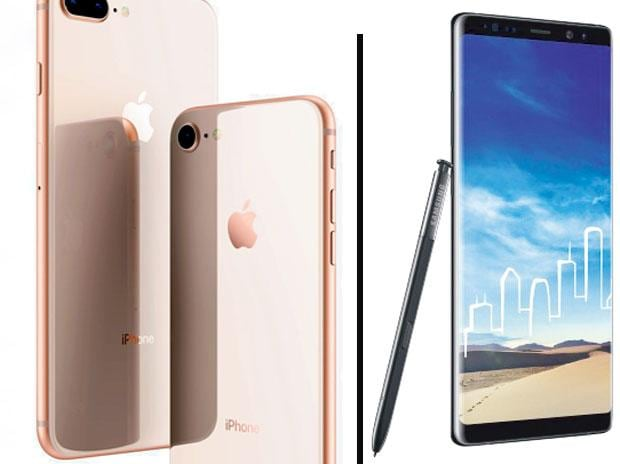 Stagnant market pain for Apple, Samsung