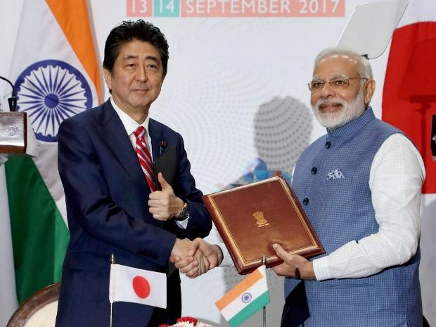 India-Japan Annual Summit, Narendra Modi, Shinzo Abe