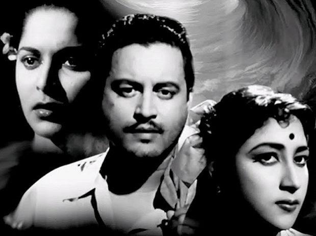 Pyaasa, Guru Dutt, Nargis, Wahida Rehman