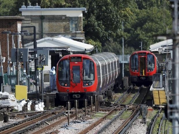 London train attack, bomb explosion, London, UK, London terror attack