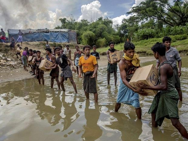 Rohingya Muslims, Rohingya, food items