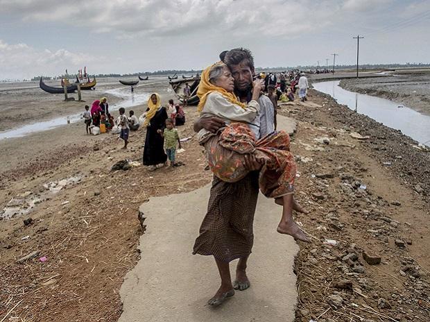 Rohinya Muslims, Aung San Suu Kyi