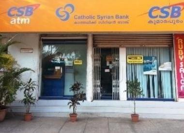 CSB, Catholic Syrian Bank