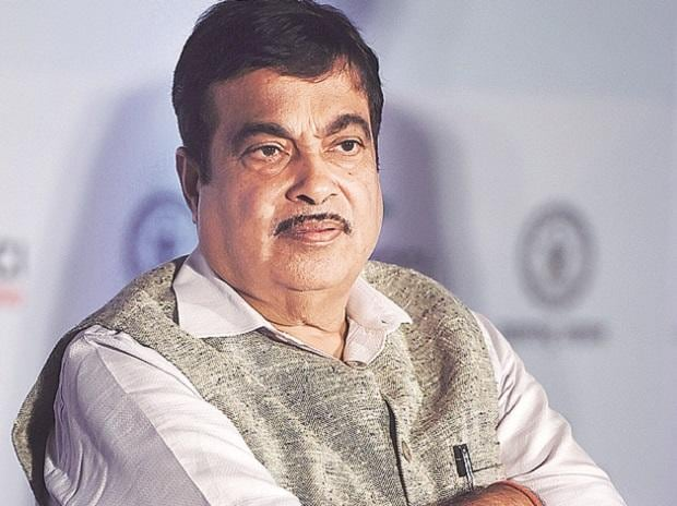 Nitin Gadkari. Photo: PTI