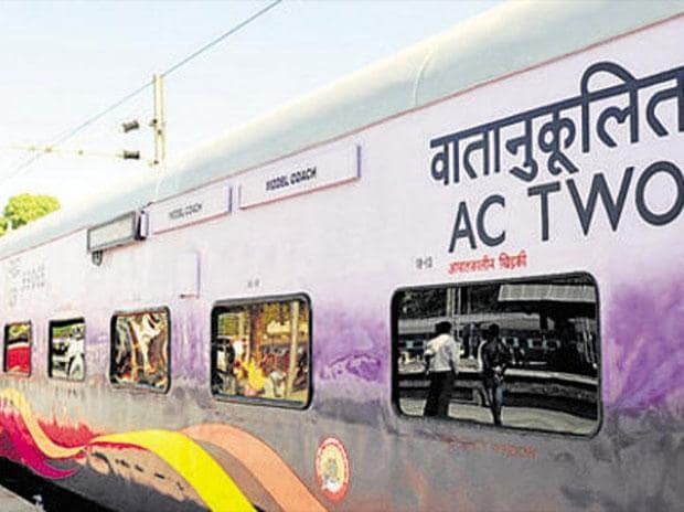 Varanasi-Vadodara Mahamana Express: 7 facts about this Made in India train