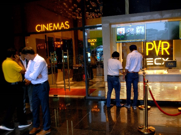 Inauguration of PVR-ECX at Chankyapuri in New Delhi on Friday. (Photo: Dalip Kumar)