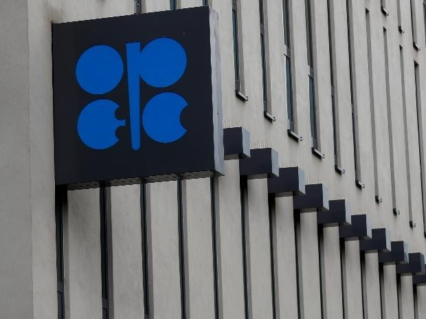 OPEC says winning battle to end oil glut OPEC-MEETING The OPEC logo is pictured at its headquarters in Vienna The logo of the Organization of the Petroleum Exporting Countries (OPEC) is pictured at its headquarters in Vienna. Photo: Reuters