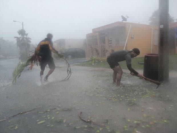 Hurricane Maria: Dam fails in Puerto Rico, 70,000 ordered to evacuate