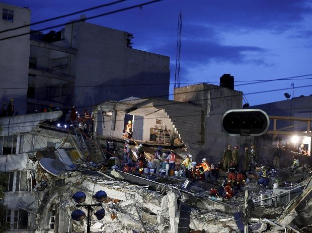 Mexico, earthquake