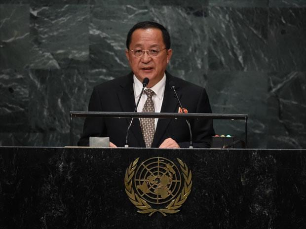 N Korea FM at UN: Trump 'mentally deranged', inviting attack on US mainland
