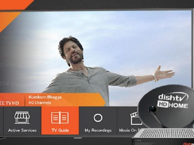 DishTV. Photo: https://www.dishtv.in/