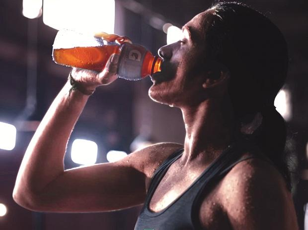 P V Sindhu was appointed brand ambassador for Gatorade in March this year