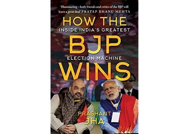 How the BJP Wins, Book