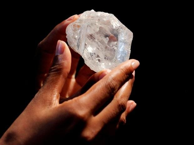World's biggest diamond