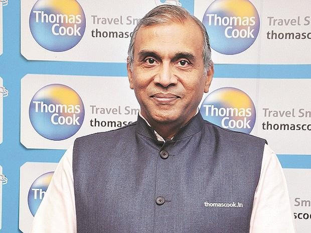 Madhavan Menon, Chairman and Managing Director, Thomas Cook