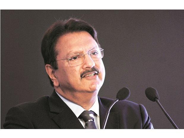 Ajay Piramal, Chairman, Shriram Capital and Piramal Enterprises