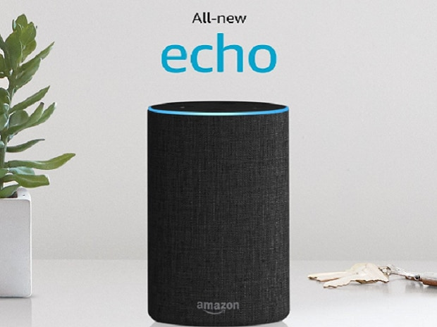 Amazon Echo (2nd generation) File Photo courtesy: Amazon website