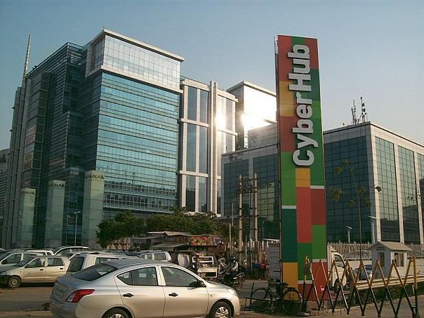 Gurgaon's Cyber Hub
