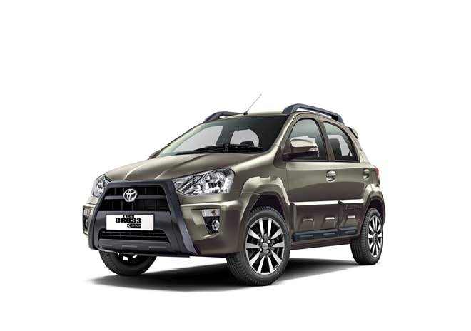 Toyota Etios Cross X Edition launched at Rs 6.64 lakh