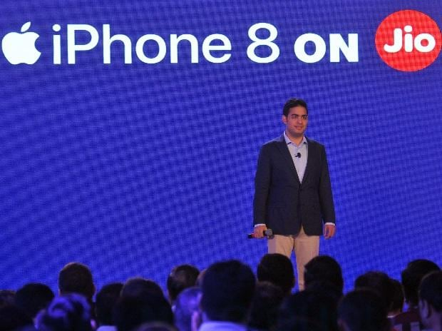 Akash Ambani, Reliance Jio, Jio, iPhone 8 launch in India, Apple iPhone