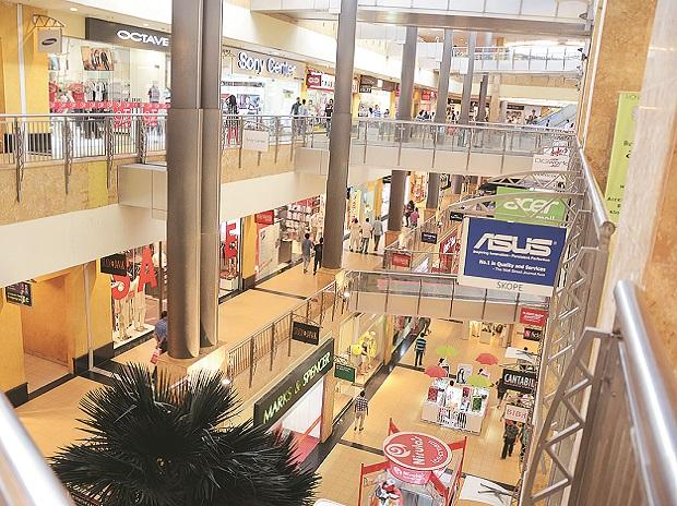 Mall: Photo: Sanjay K Sharma