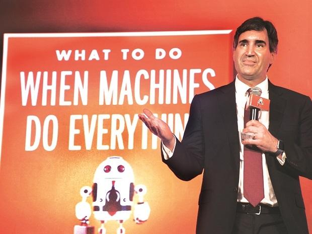 Adoption of AI and digital tech is a competitive necessity: Malcolm Frank