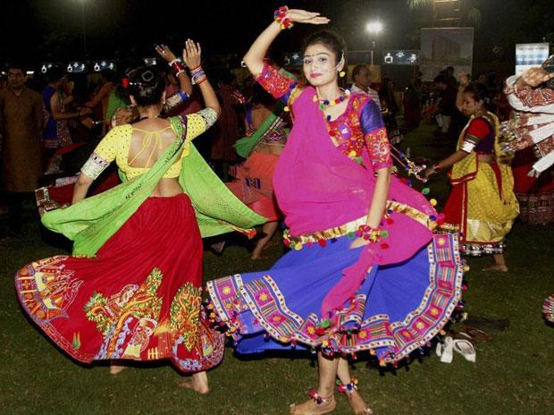 The accused said Dalits 'do not have any right to watch garba'