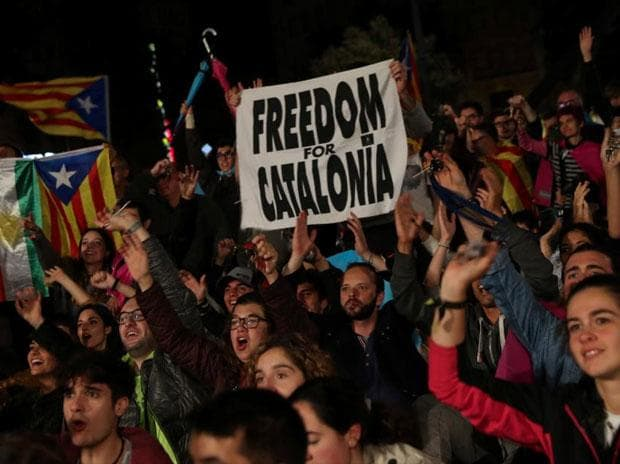 Catalonia's independence referendum: how the disputed vote led to crackdown