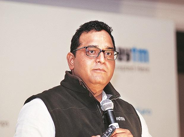 Paytm Founder and CEO Vijay Shekhar Sharma