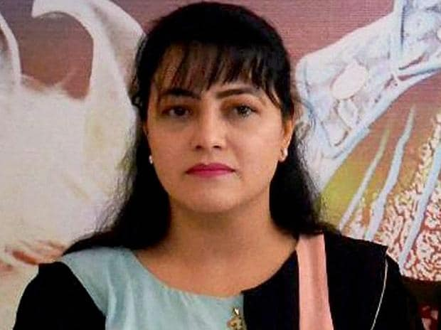 File photo of Honeypreet