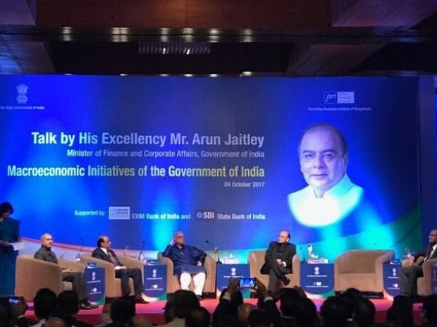 Arun Jaitley, India, Bilateral Investment Promotion Agreement, Bangladesh