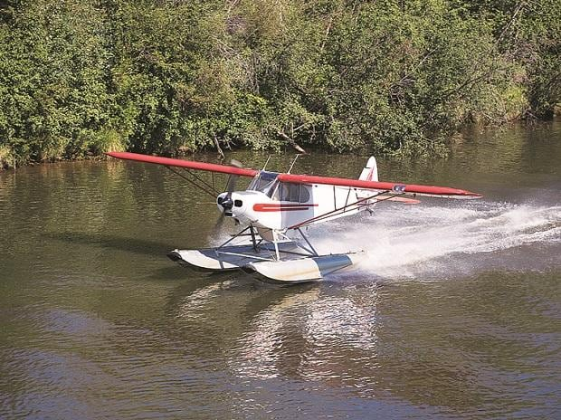 Seaplane is a fixed-wing aircraft, which can take ...