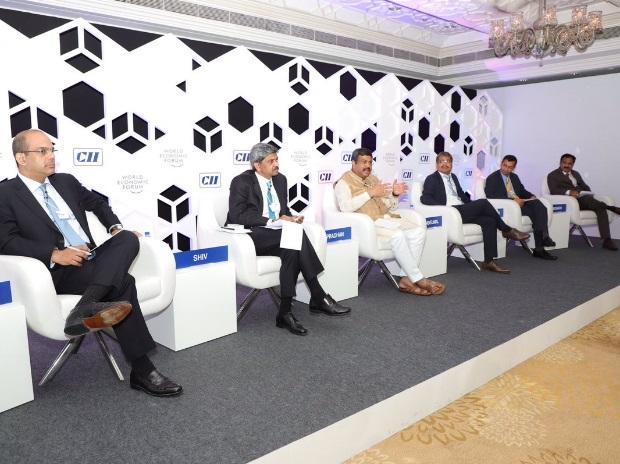 WEF India, WEF, World Economic Forum, Dharmendra Pradhan, Pradhan