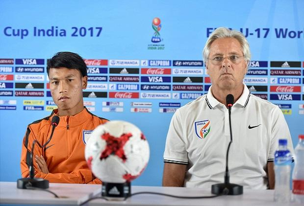 FIFA U-17 World Cup, Amarjit Singh, Luie Notun, U-17 World Cup, India, US