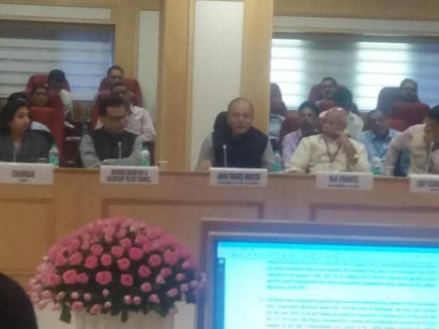 GST council, Arun Jaitley