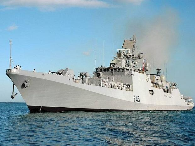 INS Trishul. Photo: Wikipedia