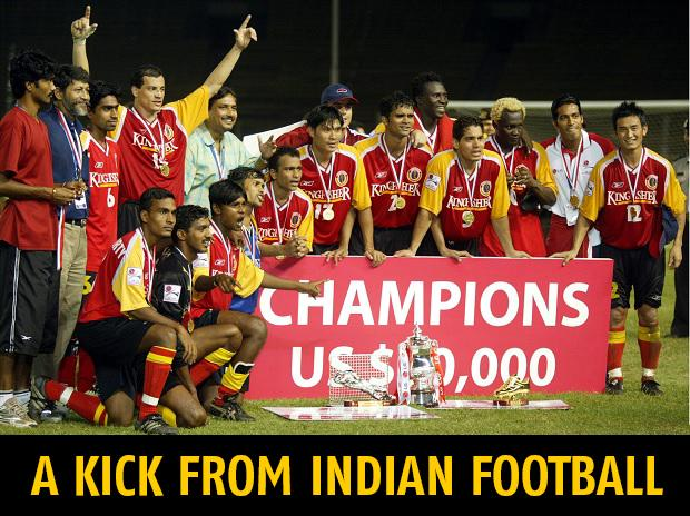 Football, Soccer, Players, East Bengal Players