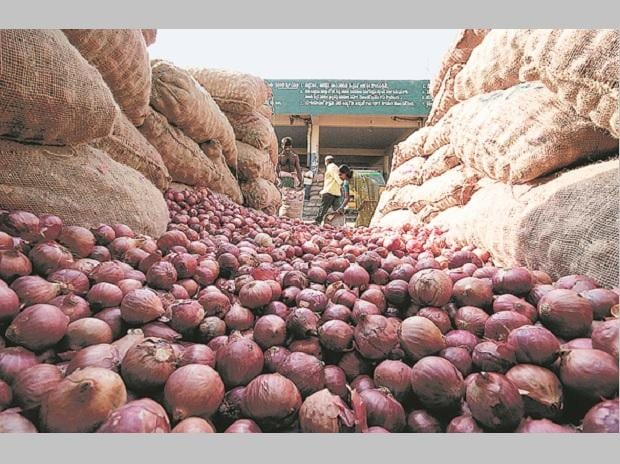 Onion price hits six-week high