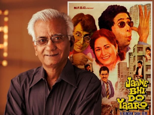 Kundan Shah, the director of 'Jaane Bhi Do Yaaro'. (Photo: Twitter)