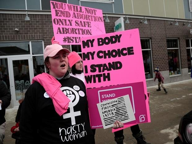 There have been several protests against the potential move to deny women insurance coverage for birth control	reuters